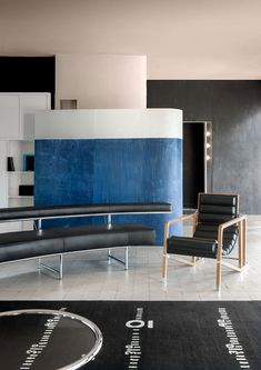 Restoration of Villa E 1027 by Eileen Gray. Photo by Bernard Touillon | Yellowtrace