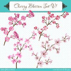 My Grafico: Cherry Blossom Clipart