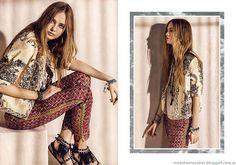12 Looks hippies que están de moda ¡El #10 te encantará!