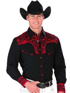 34234 Camisa Vaquera Caballero El General                                                                                                                                                      Más