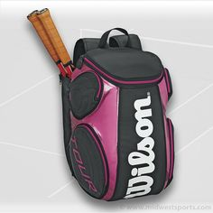 Wilson Pink Tour Large Tennis Backpack