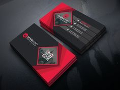 Corporate business card by uiuxparag on @creativemarket