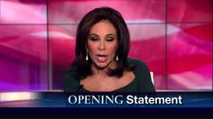 Obama Wants To SHUT DOWN Judge Pirro - (I don't doubt it due to Pirro and Obama are two people that are not equal in reputation. Obama is a Beast at Heart and Pirro is a person of only ethical thoughts and without sin.