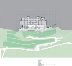 Antinori Winery near Florence by Archea Associati with huge terracotta wine vaults concealed beneath a vineyard. Wine Vault, Elevation Drawing, Design Lab, Dezeen, Vaulting, Terracotta, Architecture Design, Italy, How To Plan