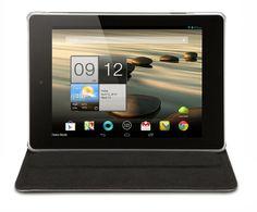 Acer ha anunciado oficialmente las tabletas  Iconia para ser presentadas en CES