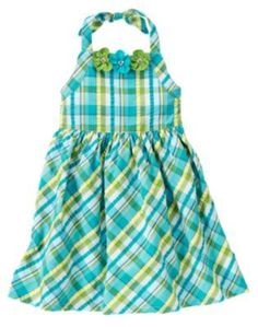 Gymboree Sea Splash Dress Size 10