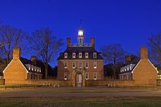 Governor's Palace - Williamsburg