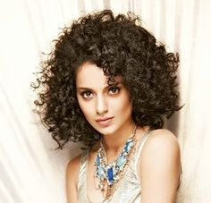 40 Styles To Choose From When Perming Your Hair Kangana Ranaut may be a Bollywood actress, but she is renowned all over the world for her work (and her beauty). More importantly, her wildly curly tresses have brought about a revolution in the Hindi film industry's beauty standards that believed in heavily styling one's hair. A hot root perm done on long hair is exactly what you need to get her look.