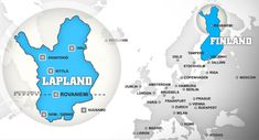 How to get to Lapland? Finland, Madrid, Europe, How To Get, London, Travel, Trips, Viajes, Traveling