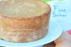 How to bake a nice biscuit. Read all the tips and find out. Lees alle tips en jij kunt het ook zonder pakjes en zakjes. Bread Cake, Pie Cake, Sweets Cake, Cupcake Cakes, Cupcakes, Nice Biscuits, Bake My Cake, Baking Basics, Biscuit Cake