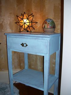Faux Finishing in the Powder Room, By Sparkle (Michelle Lopez)