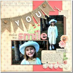 You make me smile. #CTMH #FabulouslyArtsy