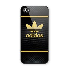 New Best Adidas Black Gold Carbon Custom Print Case on iPhone 6 6s 6plus 7 7plus #UnbrandedGeneric