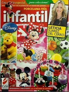 LETICIA SUAREZ Revista - Biscuit e Arte arte - Álbumes web de Picasa