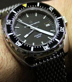 Eterna Heritage Super KonTiki 1973 Limited Edition Watch