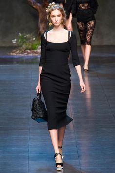 DOLCE & GABBANA SPRING 2014    49 - The Cut