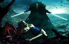 On se traverse mon esprit... - svalts: Star Wars Artwork Created by Livio...