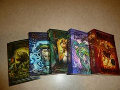 Fablehaven. Wonderful book for preteens and teens! Awesome adventure!