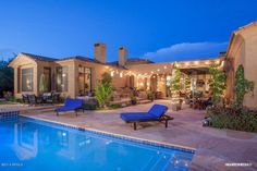 The perfect place to throw a party. Scottsdale, AZ Coldwell Banker Residential Brokerage