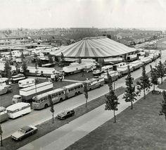 Circus Boltini, Rosariumplein 1973