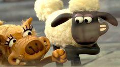 SHAUN THE SHEEP Movie Trailer 2 (2014)