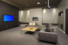 Decorating your basement media room needs some planning to create the ... Home décor-savvy movie fans everywhere have decided to take ... #homestereoinstallation #homeentertainmentinstallation
