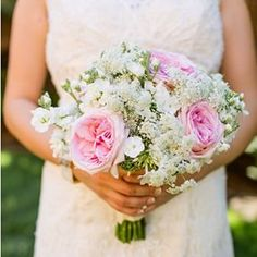 Sometimes you just have to keep things simple and chic. Yesterday's blog post is brought to you by @annamarie_akins and features classy pink and white florals from Annie and Jonathan's wedding. #dc #dcweddings #flowers #dcflorist #weddingflowers #fridayey