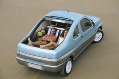 """Citroën Berlingo """"coupé de plage"""" 1996"""