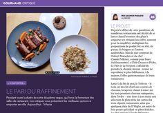 Spécial «À emporter»: le pari du raffinement - La Presse+ Bette, Sandwiches, Table, Desserts, Food, Meatless Lasagna, Fried Chicken, Fresh Pasta, Meals For Two