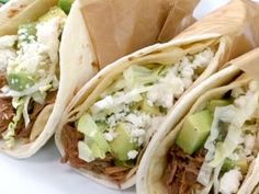 Carne Asada Tacos with Green Salsa Recipe from Brian Boitano - CookingChannelTV.com