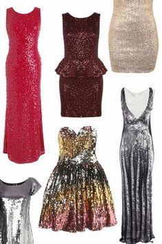 The sequin dress!