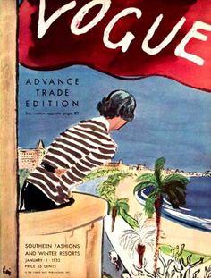 Vogue January 1932