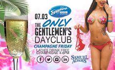 """Dennis Rodman's """"Big Bang"""" and Champagne Friday at Sapphire Pool & Dayclub Friday, July 3 2015"""