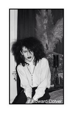 ROZZ WILLIAMS by Ed Colver