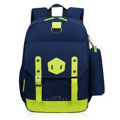 bd270a82dd6 Waterproof Children School Bags Girls Boys Othopedic Schoolbag Backpack  Kids Bag With Pencilbag Large Capacity mochila