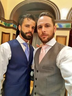 """""""↘ Yes, Very soon again at ❗❗ This time together with Gay, Cutaway Collar, Suit And Tie, Mens Suits, Dapper, Collars, Vest, Mens Fashion, Shirt Dress"""