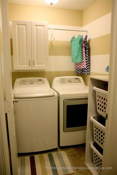 Laundry Room | The Things That Bring Me Joy