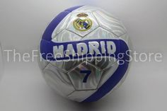 New Official Size 5 and MADRID 7 Soccer Ball * Be sure to check out this awesome product.Note:It is affiliate link to Amazon.