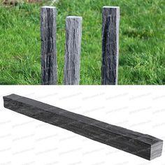 Version Bordure ou Piquet : ces ardoises apporteront une touche minérale à vos extérieurs. http://fr.jardins-animes.com/barre-schiste-piquet-ardoise-p-2504.html