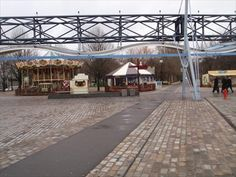 Carousels at Parc La Vilette - Paris, France - Carousels on Waymarking.com