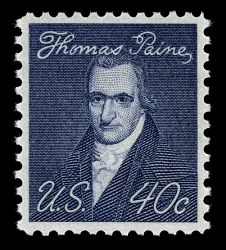 This teaching collection includes resources such as a dramatic reading, an online exhibition, a postage stamp, and an article related to Thomas Paine, a ...