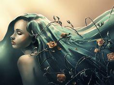 Ces 30 magnifiques illustrations de Cyril Rolando, un artiste français, inspiré…