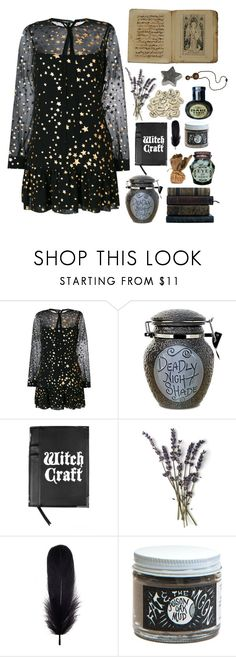 """""""What do you know about Voodoo?"""" by itspizzachan ❤ liked on Polyvore featuring RED Valentino, Burton, French Kiss, Mineheart and Rune NYC"""