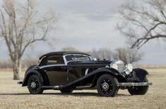 Mercedes 500 540 K Cabriolet A by Sindelfingen 1935 (precio estimado en subasta…