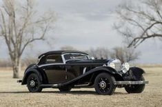 Mercedes 500 540 K Cabriolet A by Sindelfingen 1935 (precio estimado en subasta entre 2.900.000 y 3.... - Motorpress Ibérica