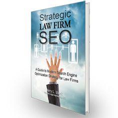Strategic Law Firm SEO - http://www.blurbpoint.com/law-firm-seo.php