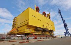 GE Floating $1.7 Billion Platform in Germany Shows Power of Wind – gCaptain