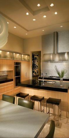 b+g design; modern kitchen