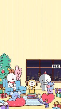 V Bts Wallpaper, Disney Phone Wallpaper, Wallpaper Iphone Cute, Cute Wallpapers, Bts Blackpink, Bts Backgrounds, Bts Drawings, Line Friends, Bts Korea