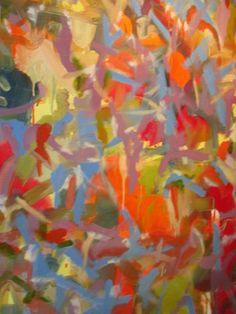 "Steven Miller Untitled #30 oil on canvas 50x50"" details at www.stevenwmiller.com"